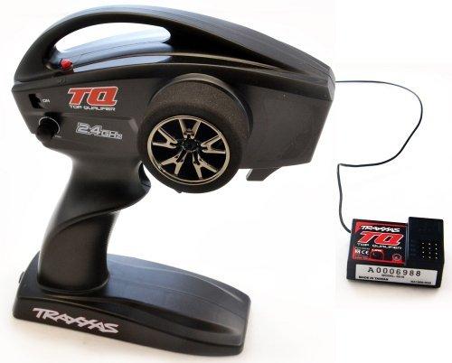 Traxxas 1/10 Slash Raptor TQ 2-Ch RADIO & RECEIVER 2.4GHz Transmitter 6516/6519