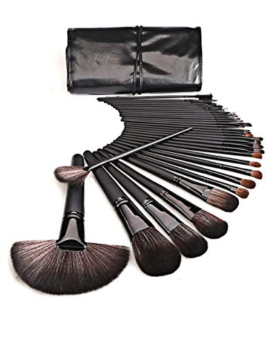 Make-upkwastenset 32 ​​​ Make-upkwastenset Horse Hair Make-up Brush Set Beauty 32