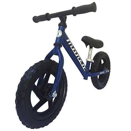 Balance Bike MONZÓ EVA Ultra Light 12″, Blue