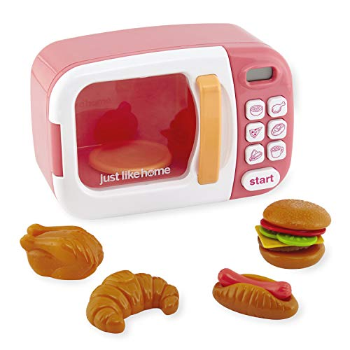 Just Like Home Microwave - Pink by
