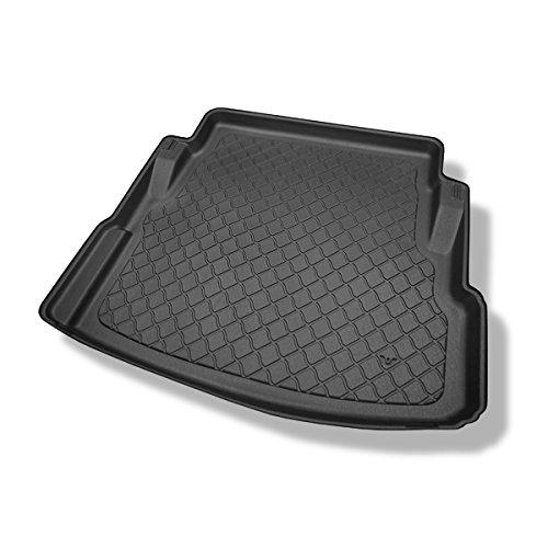 Mossa Kofferraummatte - Ideale Passgenauigkeit - Höchste Qualität - Geruchlos - 5902538557627