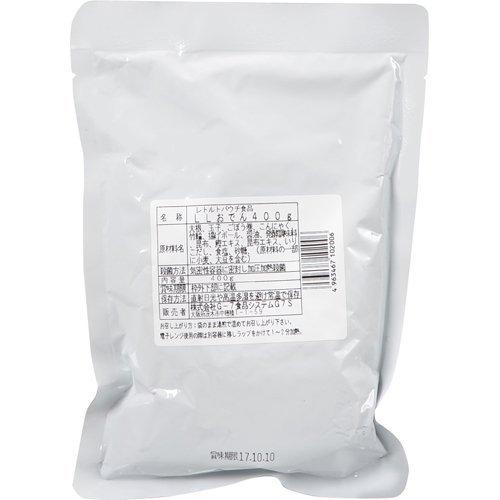 食品システム G7ジャパンフードサービス ロングライフおでん 400g×10袋 [2006]