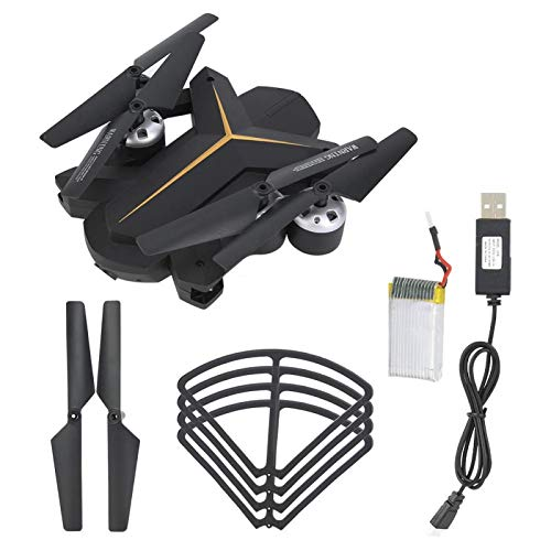 Emoshayoga WiFi Drone RC Quadcopter RC Drone Plegable para niños