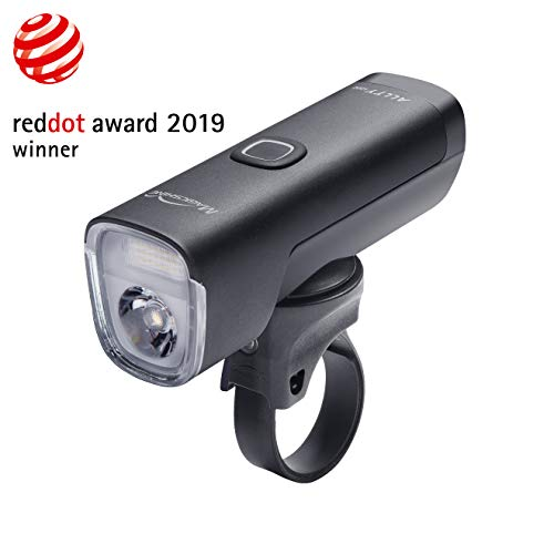 Magicshine Road Bike Light ALLTY 1000 Versatile Front Bicycle Light with Independent DRL Daytime Running Light. Powerful Bike Headlight with 1000 Lumen Output. USB Rechargeable IPX7 Waterproof