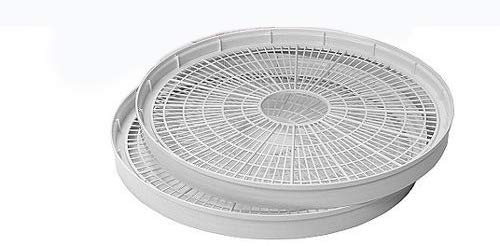 Nesco WT-2 Add a Tray for Dehydrator FD-28JX and FD-35, Set of 2
