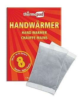 Thermopad Chaufferettes pour Mains (10 Paires)