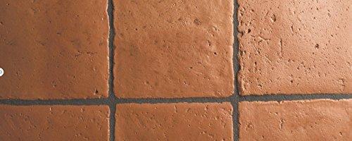Cotto-Stone Périgord | Bodenplatten | Fliesen | Terracotta | Cotto | Terrasse | Musterplatte (Rot)