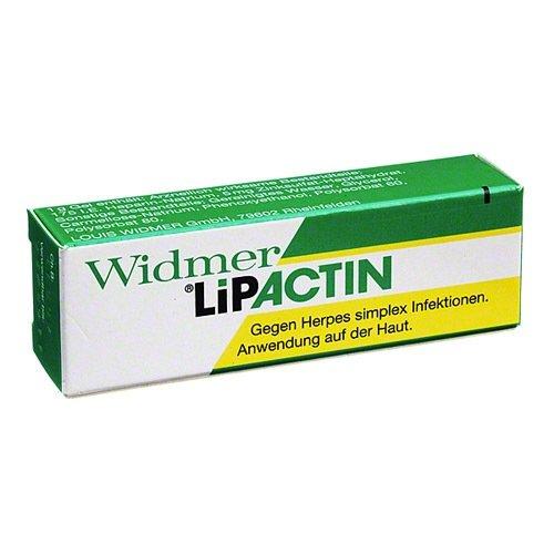 Widmer Lipactin Gel, 3 g
