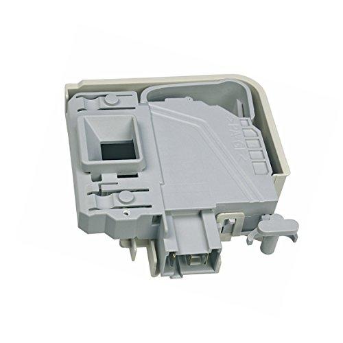 Europart 10024885 Verriegelungsrelais EMZ Type 881 Tür Schloss Waschmaschine passend für Balay Bosch Constructa Gaggenau Neff Pitsos Profilo Siemens 619468 00619468 Koenic Tecnik