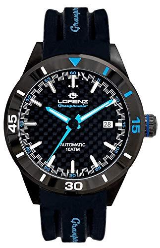 Reloj de hombre Lorenz Granpremio automático 030211DD