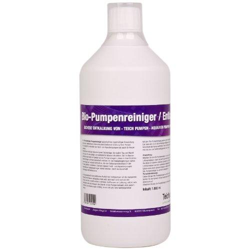Teich Bio Pumpenreiniger Entkalker 1 Liter