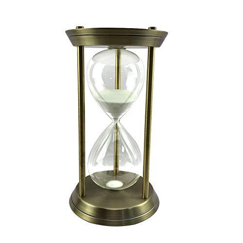 feeilty Schöne Sandglass für Hause/Büro Dekoration, 15-60 Minuten Sand Sanduhr Sanduhr Sanduhr...