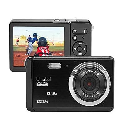Mini Digital Camera,Vmotal 3.0 inch TFT LCD HD Digital Camera Kids Childrens Point and Shoot Rechargeable Digital Cameras Red-Sports,Travel,Holiday,Birthday Present by SHENZHEN GAODI DIGITAL CO., LTD.
