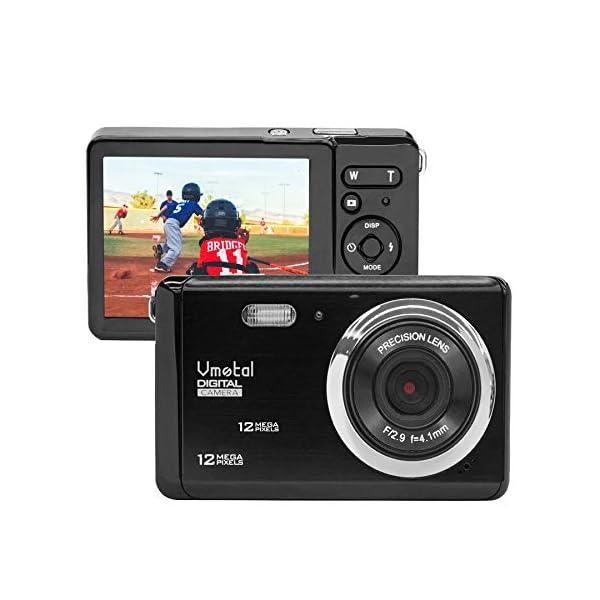 Mini Digital Camera,Vmotal 3.0 inch TFT LCD HD Digital Camera Kids Childrens Point...