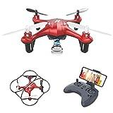 Mini Drone con Telecamera Droni per Bambini e Principianti AT-96 FPV WiFi...