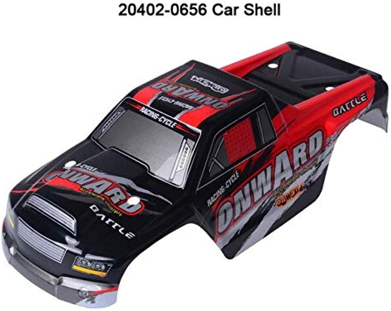 Wltoys RC Car Spare Parts 20402 20404 20409 RC Car Parts 204020652 Servos 0653 Motor 0655 Circuit board 0632 Tire 0656Car Shell   204020656