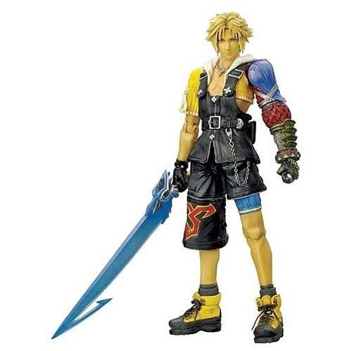 Figurine Play Arts - Final Fantasy X - Tidus