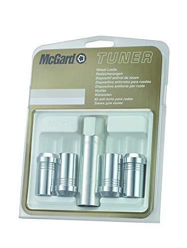 Écrous Antivol Tuner M14X1,5, Embase Conique, Longueur Totale 41,8 mm, Ouverture de la Clé 22 mm, Diamètre de la Clé 20,2 mm