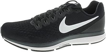 Nike Air Zoom Pegasus 34 Mens Running Shoes nk887009 001 (Black/Dark Grey/Anthracite/White, 11.5 D(M) US)