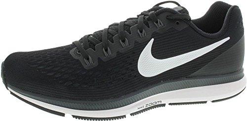 Nike Mens Air Zoom Pegasus 34 Running Shoe Black (13)