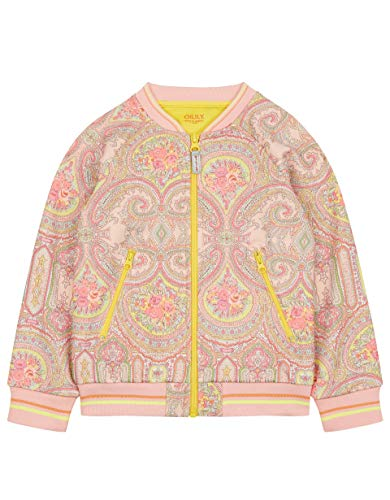 Oilily Sweatshirt aus Bio-Baumwolle mit Paisley-Print YS19GHJ242
