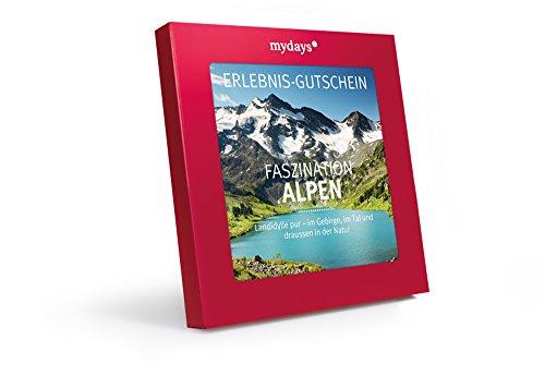 mydays Hotel-Gutschein 'Faszination Alpen' | 2 Übernachtungen inklusive Frühstück für 2 Personen | Geschenkidee für Paare