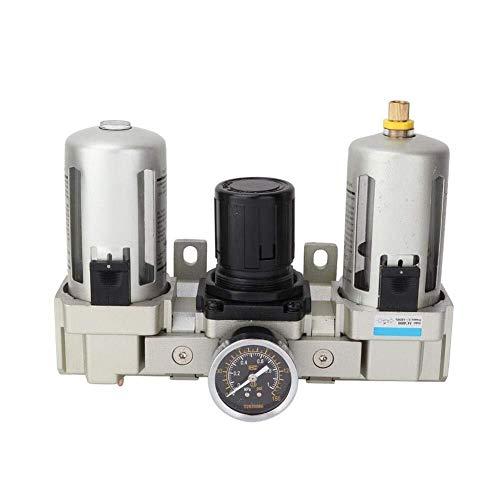 """LHQ-HQ. Filter-Regler, AC4000-06 G3 / 4"""" Air Source Gasbehandlungsanlage Luftfilter Regler Öler for industrielle pneumatische Anlagen"""