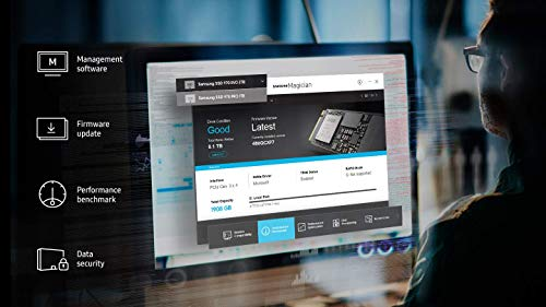SAMSUNG (MZ-V7E1T0BW 970 EVO SSD 1 TB – M.2 NVMe Interfaz Interna de Estado...