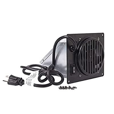 Replacement Wall Heater Blower, Vent Free Wall Heater Fan for Dyna-Glo, Mr. Heater Wall Heaters