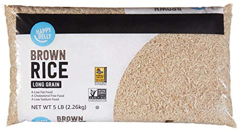 Happy Belly Brown Rice 5 lb