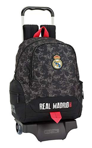 Real Madrid CF Mochila Grande Ruedas