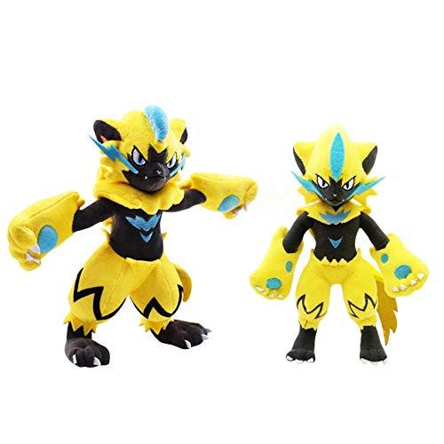 stogiit Jera Aura Plüschpuppe Ben Lei Lightning Tiger Yellow Cat Tiger Puppenspielzeug
