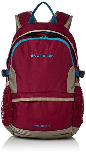 [コロンビア] Castle Rock 15L Backpack II PU8186-623 Pomegranate One Size
