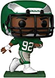 Funko-POP NFL Legends-Reggie White (Eagles) Retired Players Figura coleccionable, multicolor (51742)