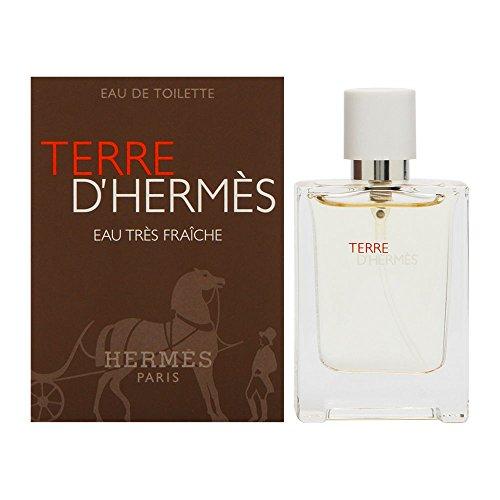 HermesTerre D'hermes Eau Tres Fraiche Cologne, 2.5 Ounce