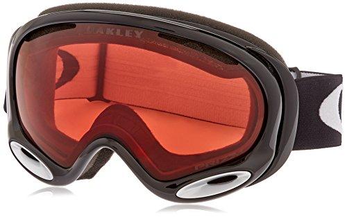 Oakley A-Frame 2.0 Masque de ski/snowboard Jet Black, écran Prizm Rose