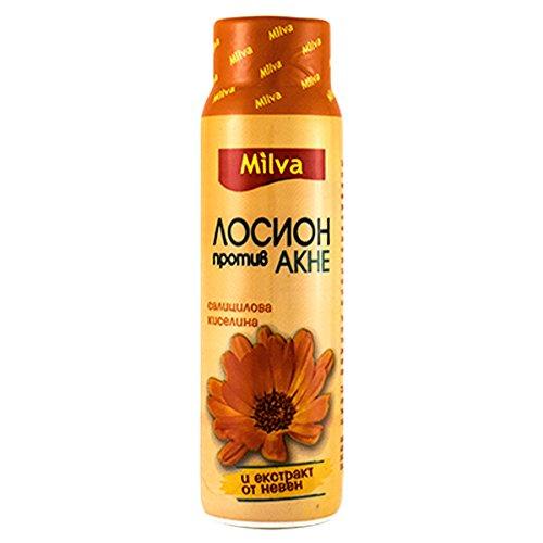 MILVA, Lotion acné au calendula 100 ml