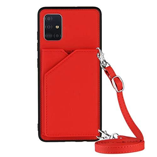 Nasuza Xiaomi Mi 10S Funda cartera con tarjetero a prueba de golpes Cuero PU Teléfono Carcasas Kickstand ID Ranuras para tarjetas de crédito Folio Flip Funda protectora de piel para Xiaomi Mi