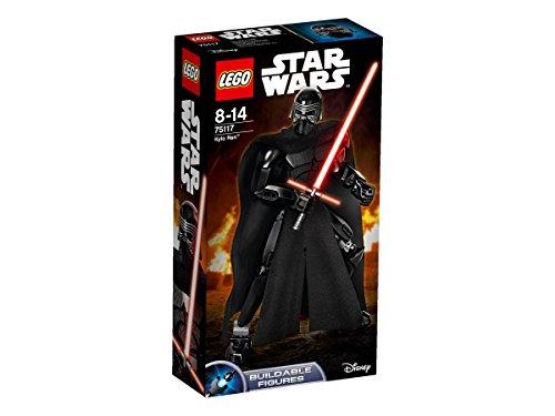 LEGO- Star Wars Kylo Ren Costruzioni Piccole Gioco Bambina Giocattolo, Colore Non specificato, 75117
