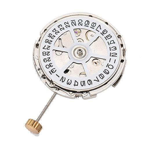 DAUERHAFT Mano de Obra Exquisita Pieza de Reloj mecánico Material de Metal plástico Movimiento de Reloj automático Movimiento de Reloj mecánico Movimiento de Reloj Profesional