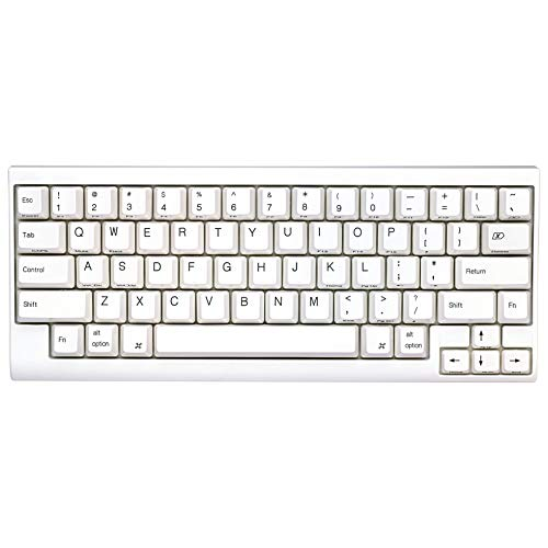 PFU Happy Hacking Keyboard Lite2 for Mac 英語配列 USBキーボード Mac専用モデル ホワイト PD-KB200MA