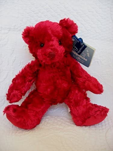 exclusivo Applause Floral Plush 8 rojo Bear By Russ Berrie by by by Applause  hasta un 70% de descuento