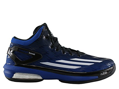 adidas Crazy Light Boost C75910 Uomo Scarpe da Basket Blu Scarpe da Uomo Sneaker Taglia: EU 49 1/3 UK 13.5