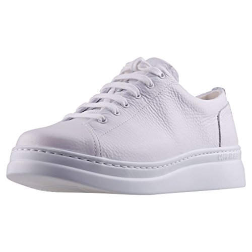 CAMPER Damen Runner Up Sneaker, Weiß (White Natural 100), 37 EU