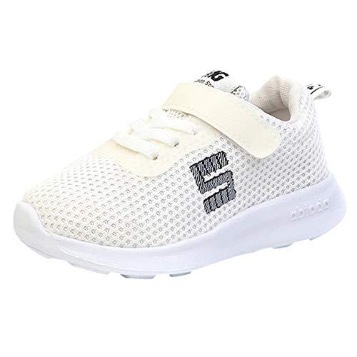 Chaussures Bébé, Manadlian Enfants Sneaker Chaussures en Maille Respirante et Bambin Hiver Chaussures de Sport Enfants Chaussures