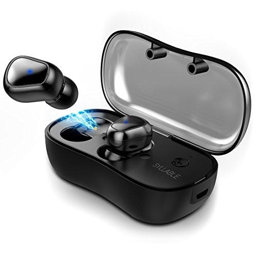 Syllable D900p TWS - Due mini cuffie auricolari in-ear wireless