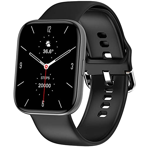 DOMEZAN Smart Watch, For Android and iOS Phones,1.69-Inch Touch...