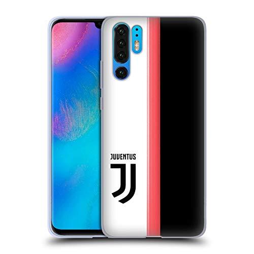 Head Case Designs Offizielle Juventus Football Club Home 2019/20 Race Kit Soft Gel Huelle kompatibel mit Huawei P30 Pro