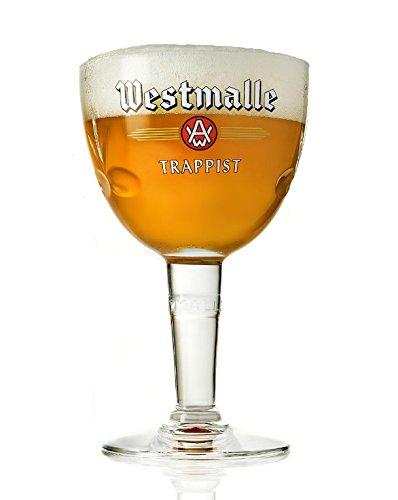 Westmalle Beer Glass