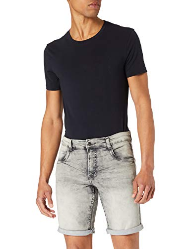 Blue Seven Herren Jog Jeans Bermuda, 950 Gris Orig, XXL Homme